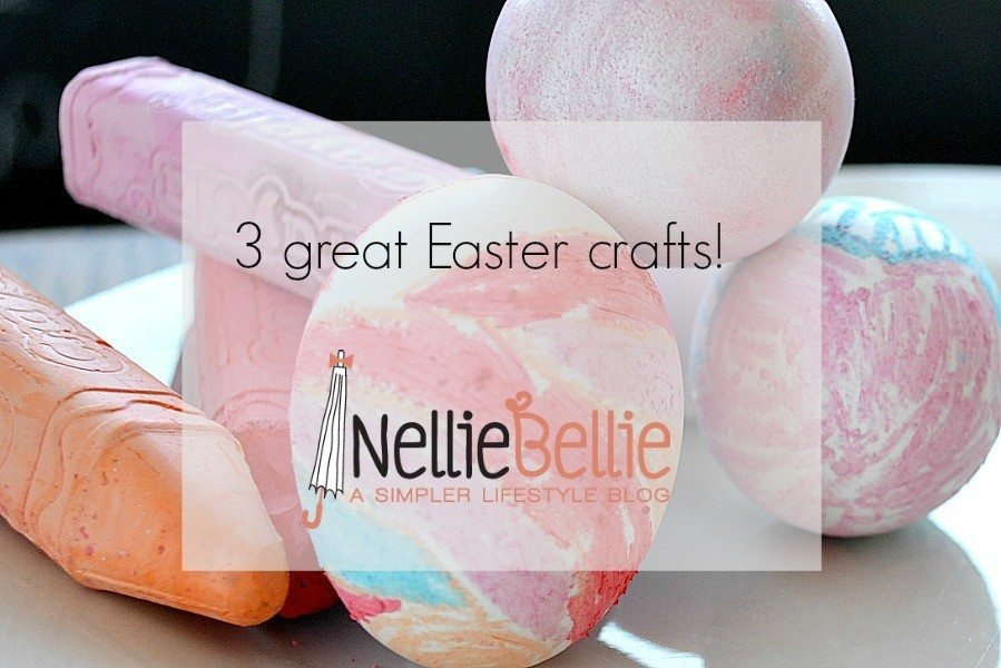 3 easter crafts.