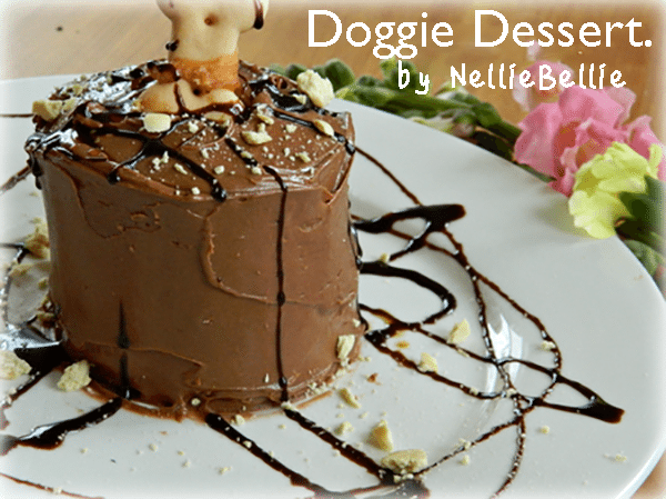 Decadent Doggy Dessert