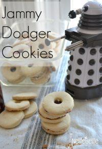 jammy dodger cookie recipe