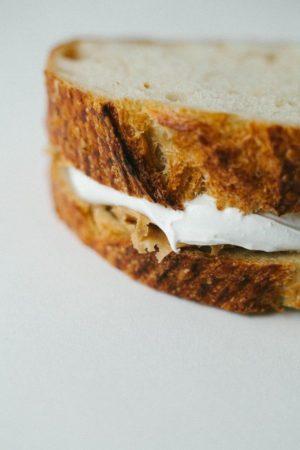 Fluffernutter sandwich from craftsy.com