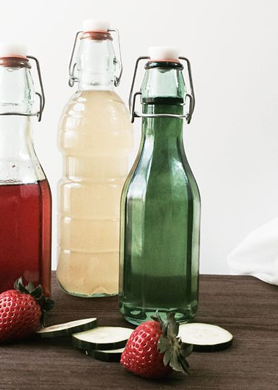 These homemade soda syrups are a great substitute for store bought, from nelliebellie.com