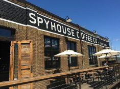Spyhouse Coffee has great coffee and great atmosphere. A great coffee pit stop!