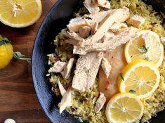 5 ingredient chicken dishes from nelliebellie.com