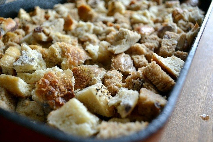 beer bread pudding 4