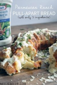 parmesean and ranch pull-apart bread copy