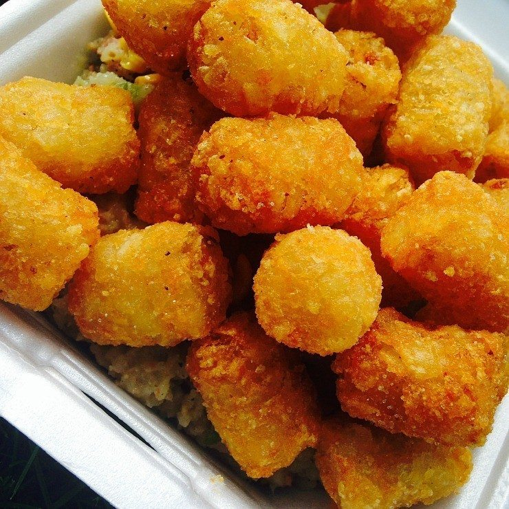 Tot Boss, a food truck focused exclusively on tots!!!