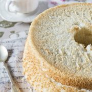 simple homemade angel food cake