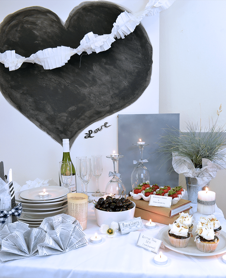 50 Shades of Grey Party Ideas Hosting a 50 shades of grey party is a great adult option that is unexpected and a ton of fun. #party #parties #50shadesofgrey
