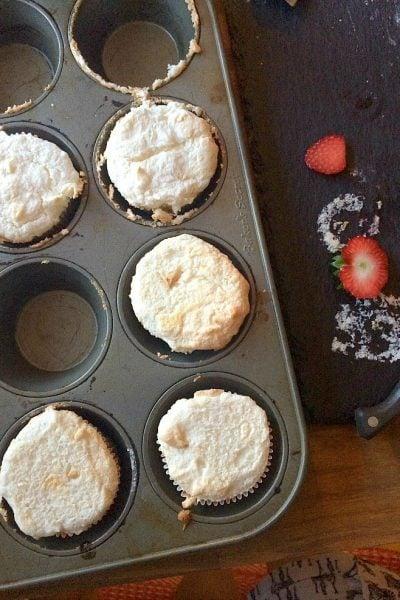 classic homemade angel food cake recipe