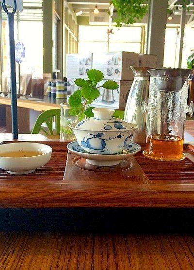 Verdant Tea House