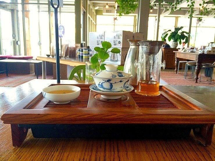 Verdant Tea in Minneapolis. Adorable little shop with fabulous tea and a great vibe!!!! #tea #teahouse