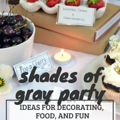 50 Shades of Grey party