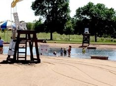 Lake Elmo Beach: a great place for families with small children! #summer #beach #minnesota