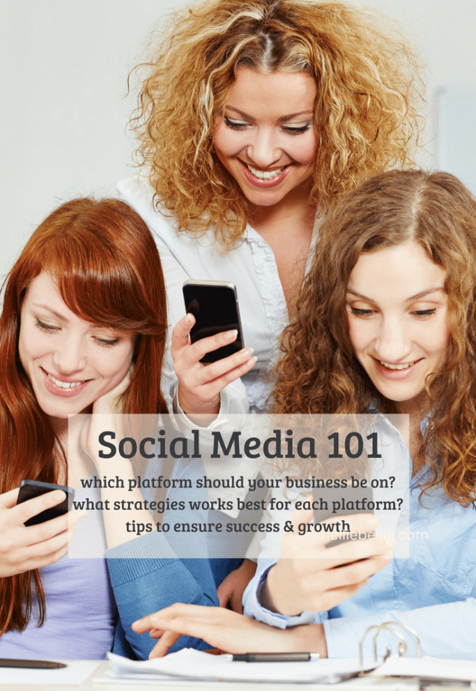 Social Media 101: what you should know before you start
