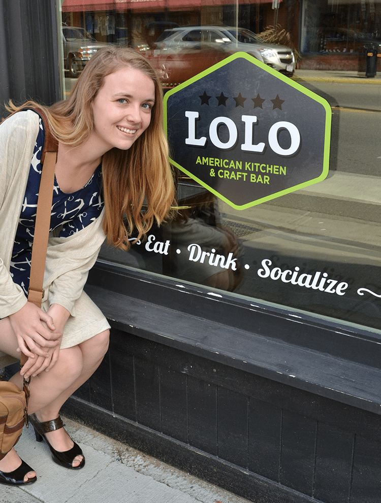 Lolo's American Kitchen is a great place to stop in Stillwater, MN