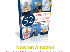 Gift ideas | Creative Gift Ideas: 52 Unique Gift Sets for Under $20.00