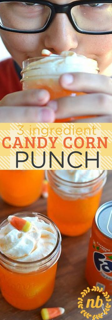 Easy Halloween Punch Recipes Non Alcoholic