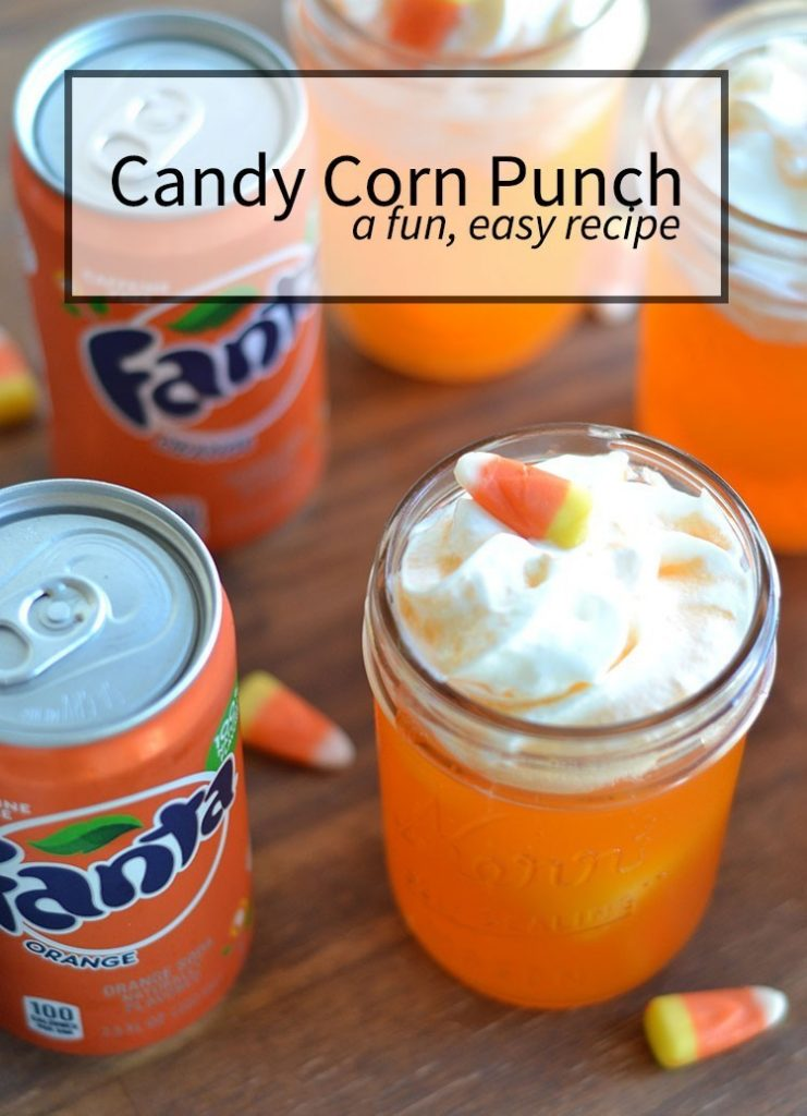 Easy halloween punch recipes for adults