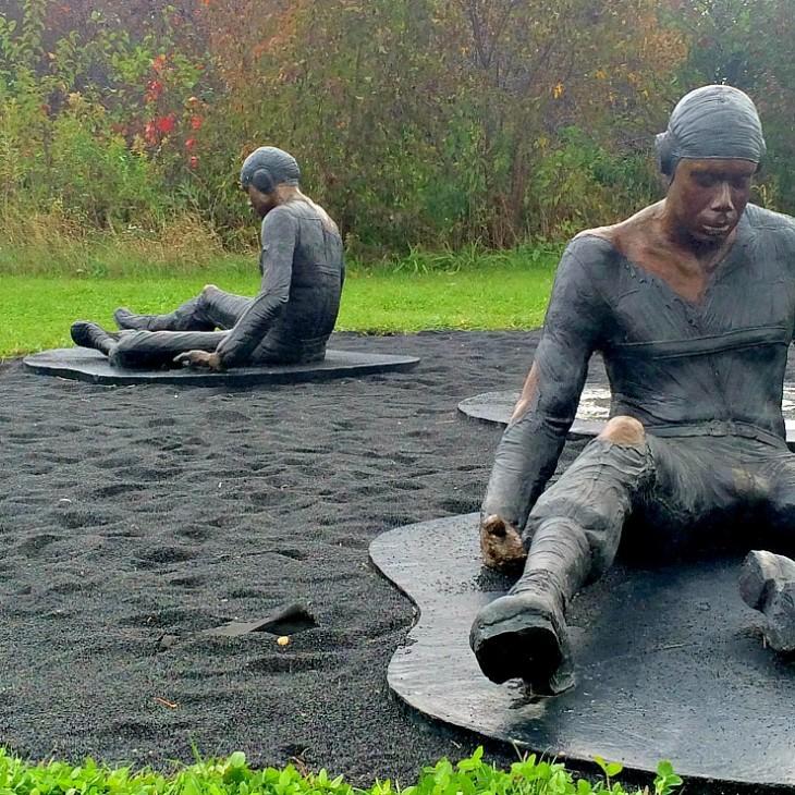 Franconia sculpture garden | outdoor art in Minnesota  #sculptures #Minnesota
