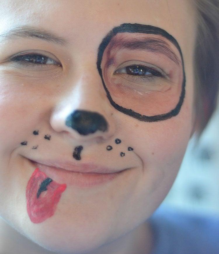 face paint tutorials