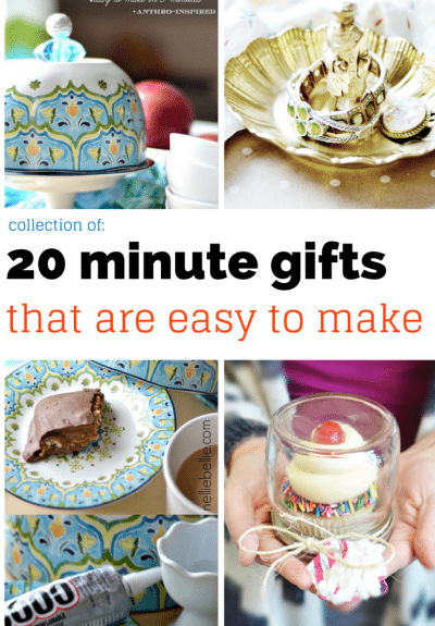 20 Minute Gifts(2)