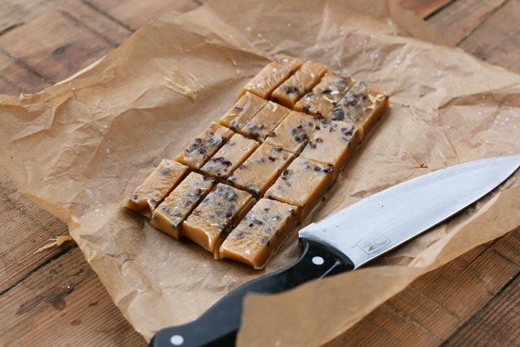 Honey Caramels | a simple sweet recipe
