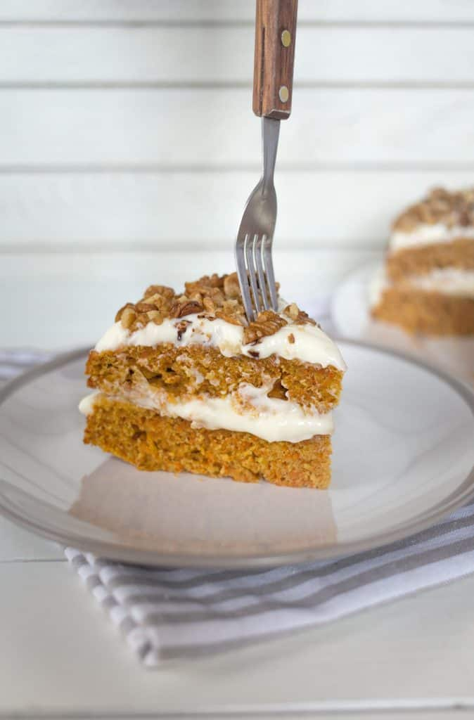 Recipes for carrot cake from scratch