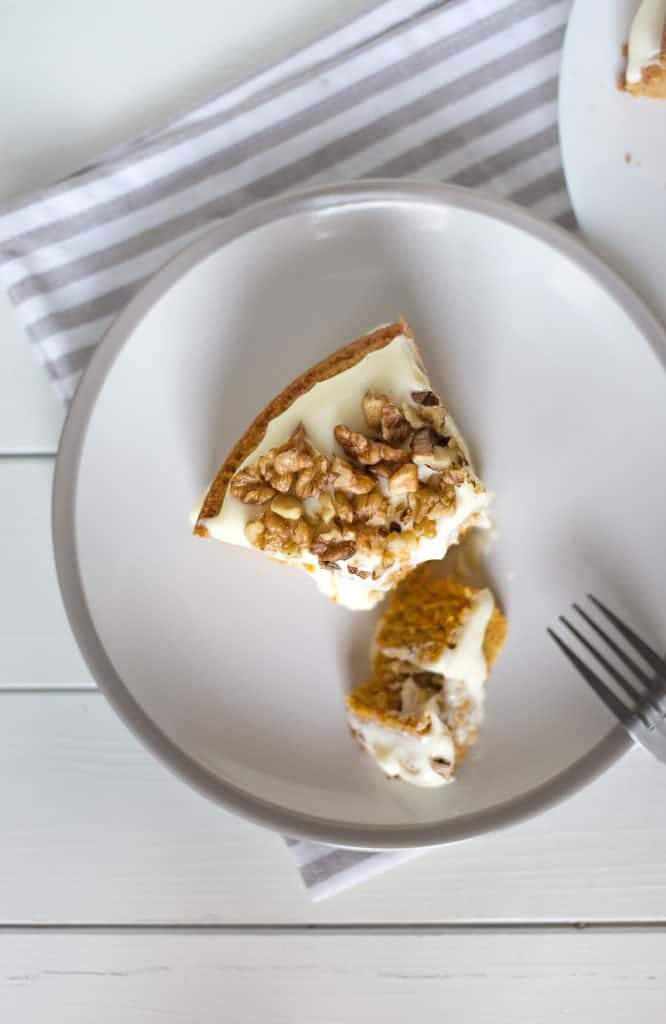 the best homemade carrot cake recipe from scratch!