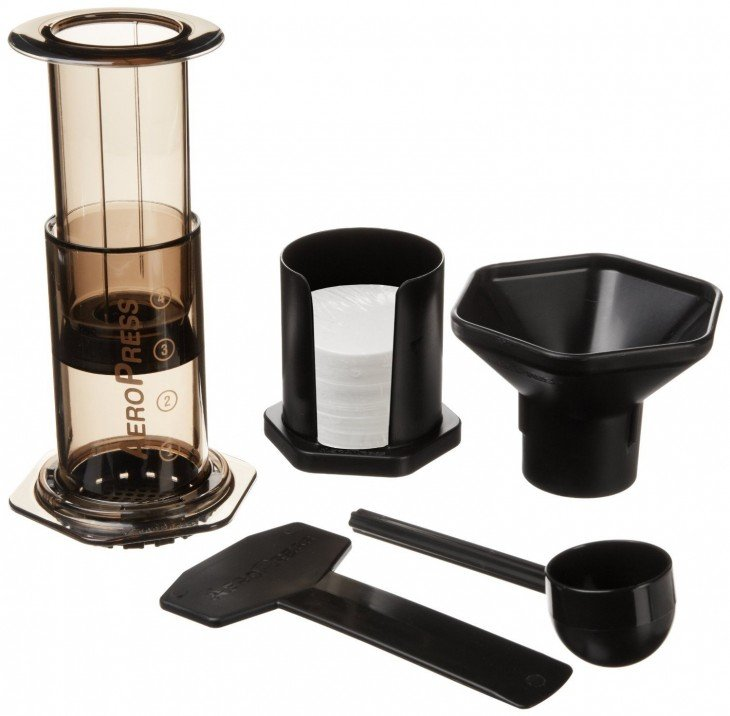 The aeropress is a new coffee making trend that we want to know more about!