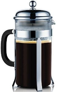 The french press offers a gourmet coffee-drinking experience | 5 ways to make coffee