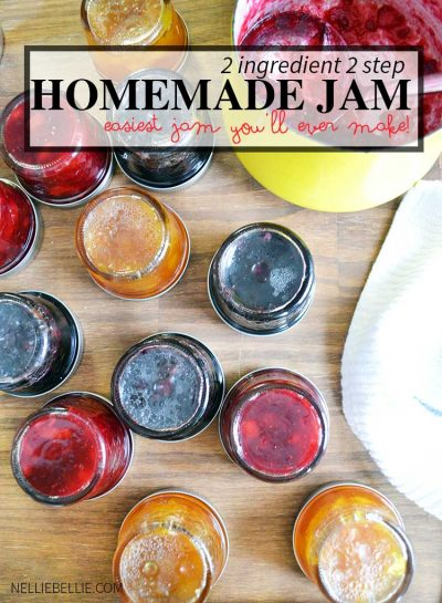 how to make Homemade Jam without a pressure cooker