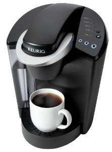 The Keurig is a very fast way to make coffee with little clean up | 5 ways to make coffee