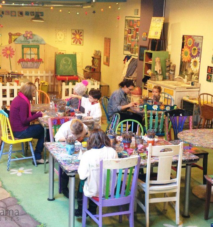 See Jane Paint     Simply Jane Art Studio