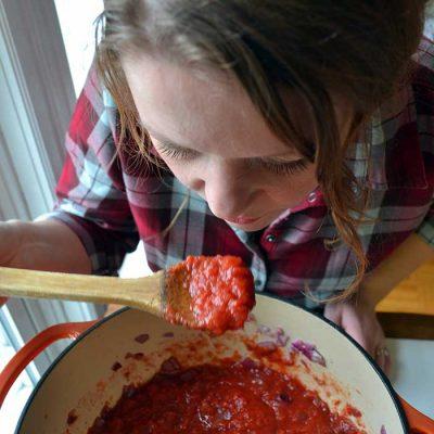 classic Spaghetti Sauce recipe/tips & tricks for perfect Spaghetti dinner