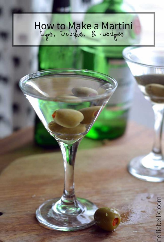 How to make a martini | classic martini recipe as well as tips, tricks, and variations to try.