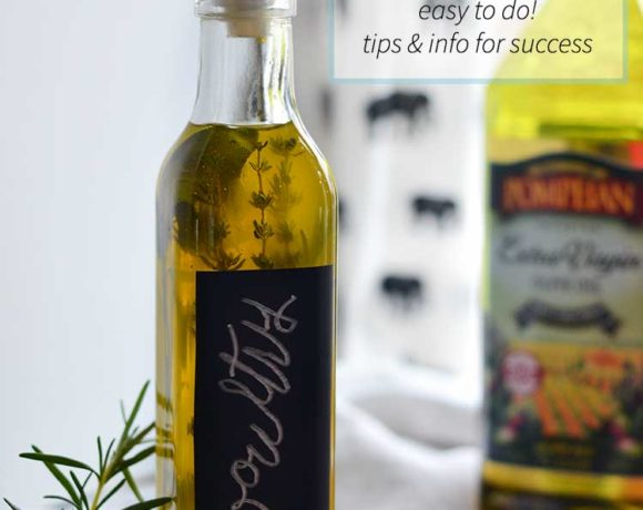 how to infuse oil with these simple steps. It's easy to do for anyone! Tips, tricks, and need to know info from nelliebellie.com