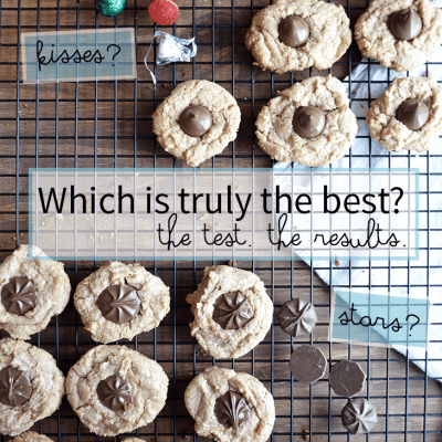 which is best… chocolate kisses or stars?