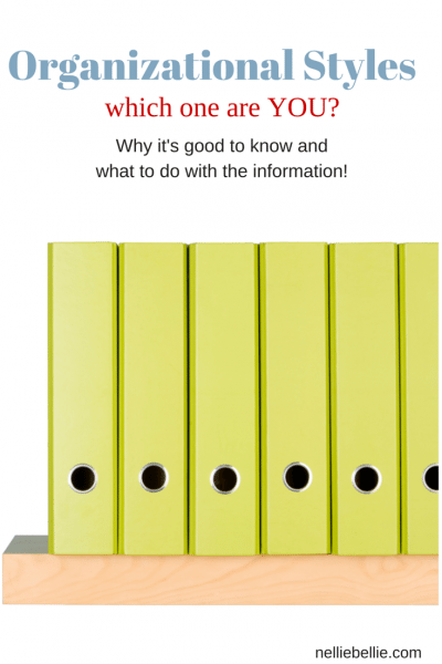 Which Organizational style are you and why you should know.
