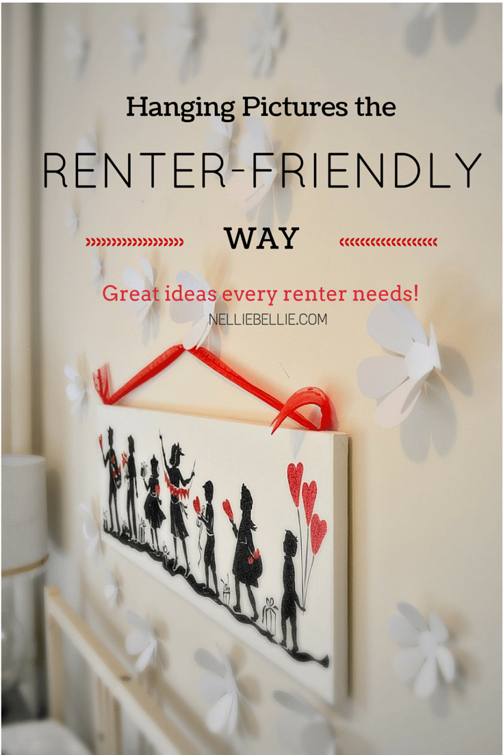 No Nails Picture Hanging Ideas For Renters