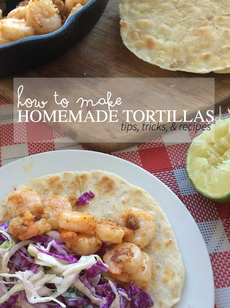 How to make homemade tortillas. Tips, tricks, and recipes. Including gluten-free recipe and more. from nelliebellie.com