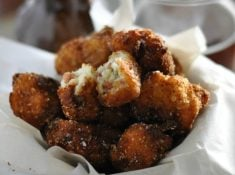 Bacon and Blue Cheese Homemade Tater Tots