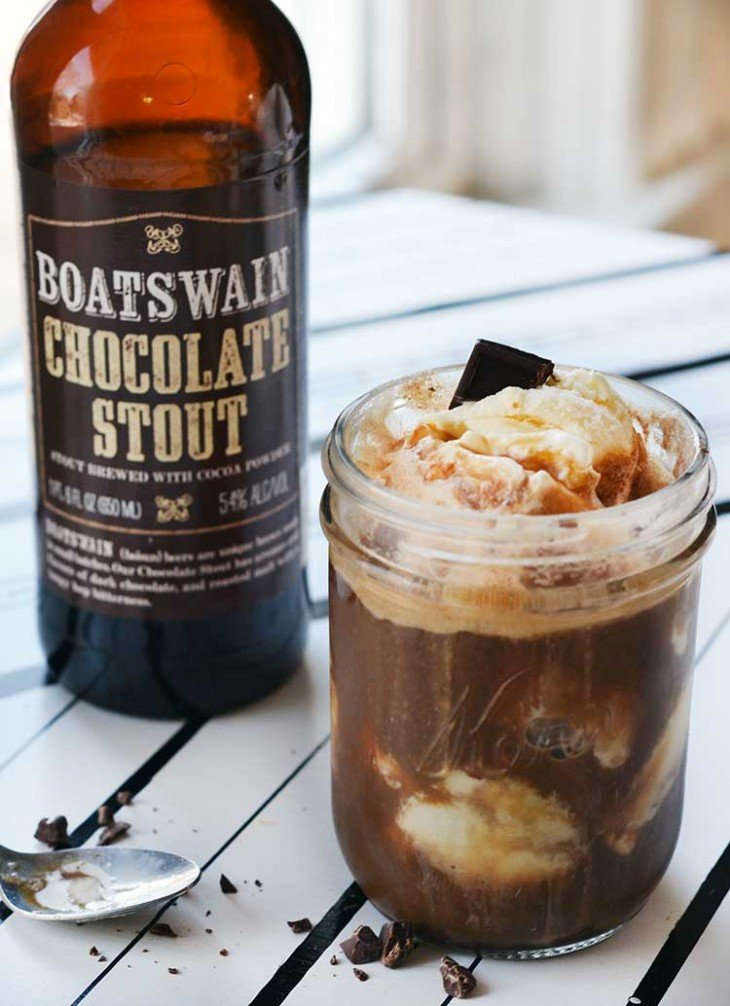 floats the stout diplomat chocolate stout pudding pie chocolate stout ...