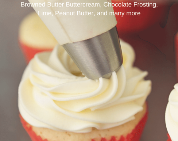 Basic frosting recipes