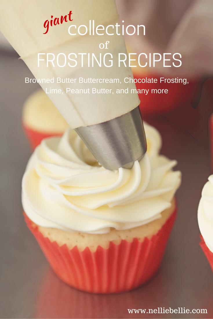 Basic frosting recipes