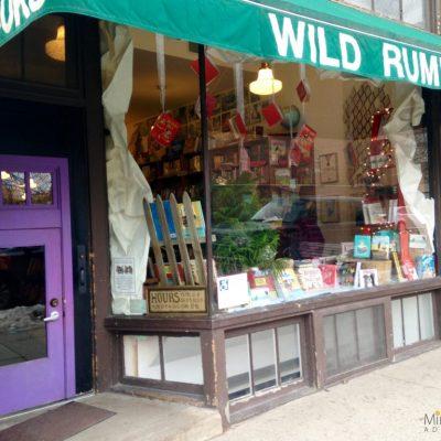 Park Your Rump at Wild Rumpus Bookstore