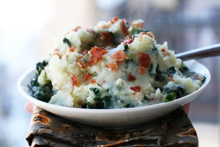 ... Avoid food waste and make a batch of these delicious colcannon cakes