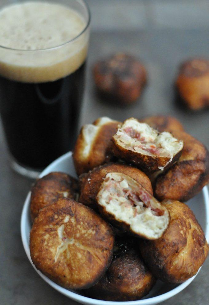 Reuben Donuts