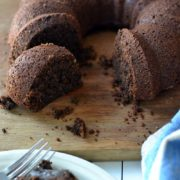 This double dark chocolate rye bread is absolutely amazing! I bet this would be brilliant for a brunch, breakfast, or with jam and butter.