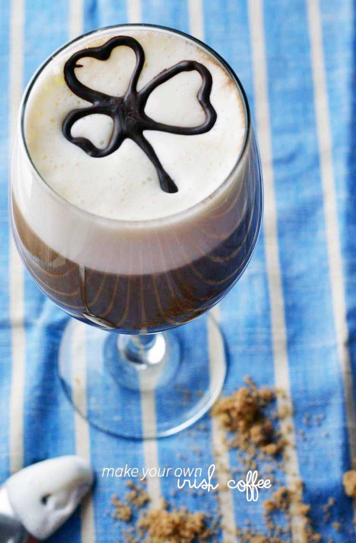 Lanet's guide to the best Irish coffee you can make for yourselfat home!