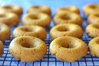 easy Pumpkin Chai donuts. (busy mom hack)